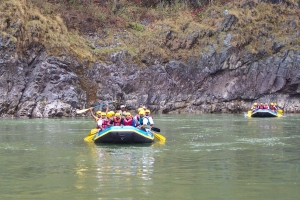 Ajay rafting 2