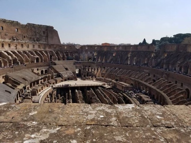 As the largest surviving structure from Ancient Rome 34a40872fb0